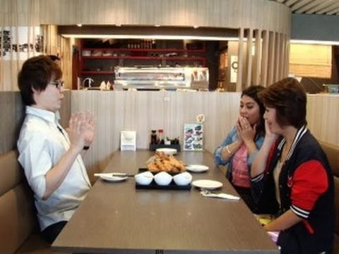 หลากหลายเมนูอาหารญี่ปุ่น บุฟเฟ่ต์ยันอาหารจานยักษ์ชิงแชมป์