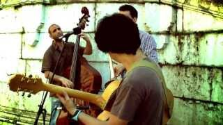 "El Trio del Trombón -Take Away Show ""Scrapple From The Apple"""
