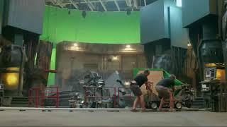 Dibalik layar pembuatan Film Avenger infinity war