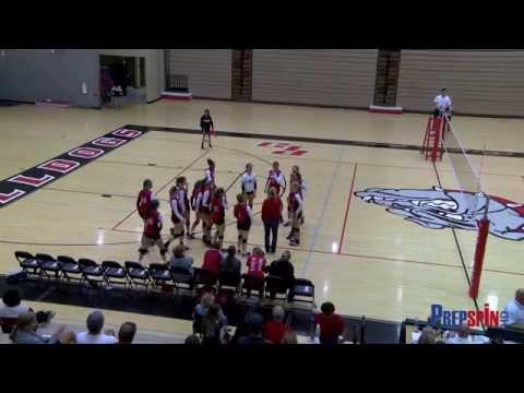 Dunbar vs Lexington Catholic - High School Volleyball