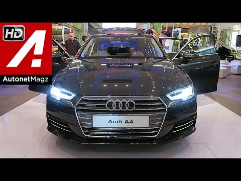 FI Review Audi A4 2016 Indonesia by AutonetMagz