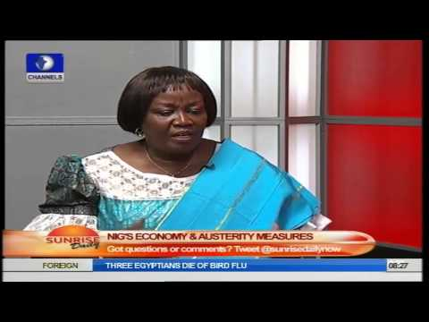 Oil Crisis Is Opportunity To Re-structure Economy - Awosika-Fapetu Pt.2