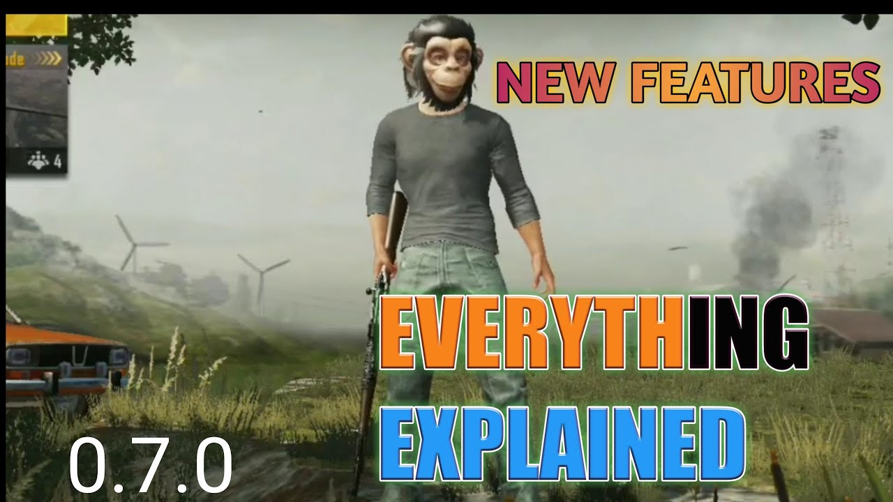 All PUBG features explained