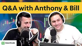 Q&A with Anthony and Bill | Twitch #16
