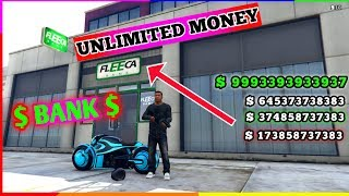 Gta 5 Unlimited Money Glitch Fleeca $$ ( MILLIONS INN)
