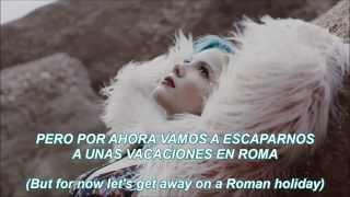 HALSEY - ROMAN HOLIDAY || ESPAÑOL (CORREGIDO)