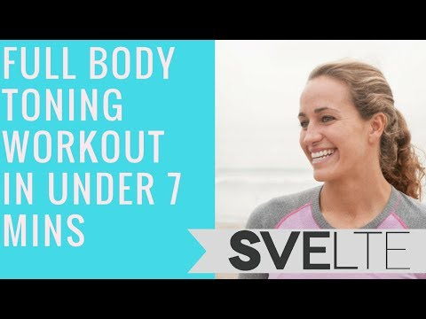 7-Minute Total Body Workouts