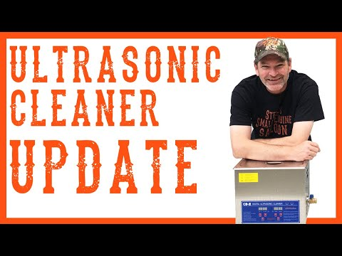 UPDATE: Ultimate Tips For Using An Ultrasonic Cleaner – Video