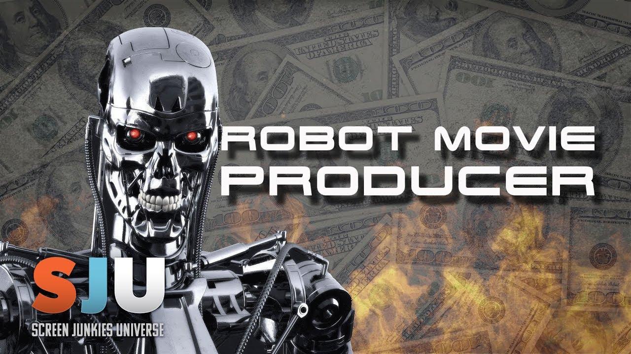 Robots Will Make Movies - SJU
