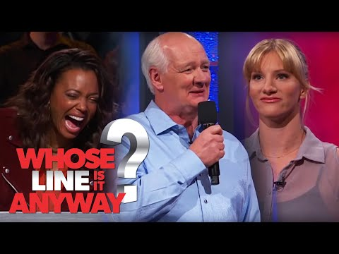 She Pulled Her WHAT?! - Dubbing | Whose Line Is It Anyway?