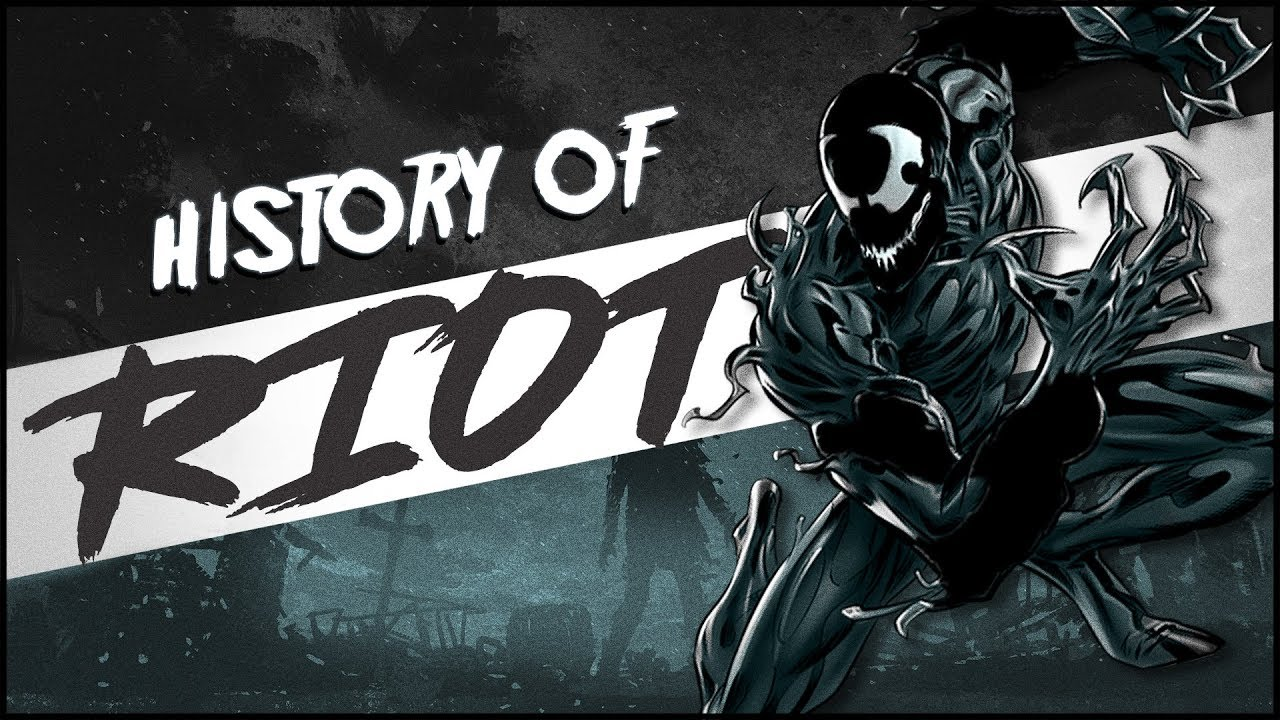 History Of Riot (Symbiote) - YouTube