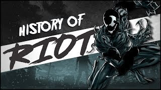 History Of Riot (Symbiote)