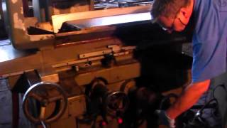 """MITSUI 16"""" x 32"""" Hyd.Surface Grinder Video 2"""
