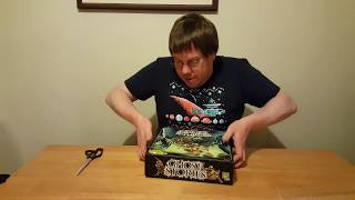 Cards and Boards Ghost Stories Unboxing