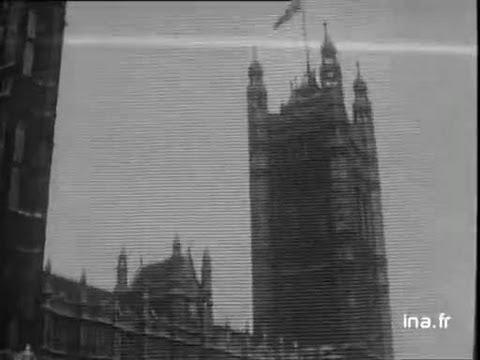 Monsieur Pompidou à Londres