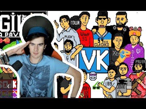 Братишкин смотрит: VK Pixel Battle 2018 (Timelapse)