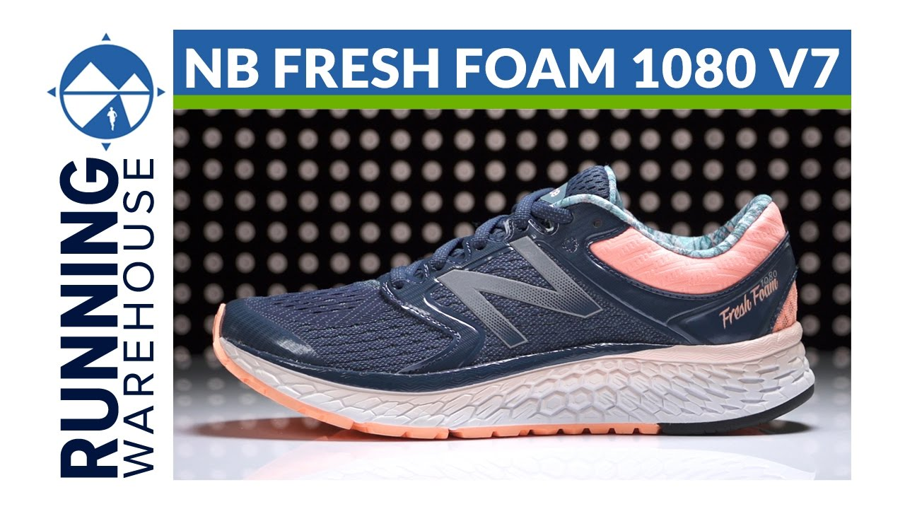 New Balance Fresh Foam 1080 v7 for Women