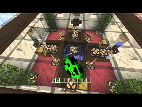 Minecraft (Xbox 360/PS3) - Morph Mod - IM A SPIDER???
