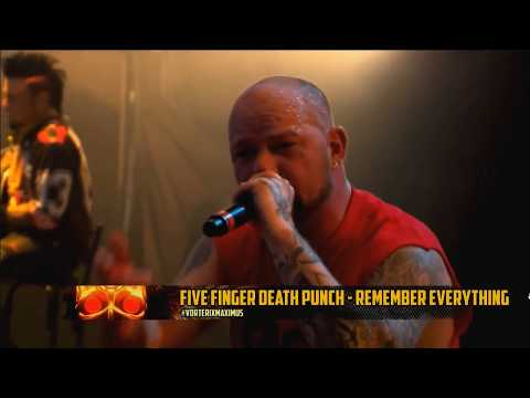 Five Finger Death Punch - Remember Everything Acoustic (Live Argentina 2017)