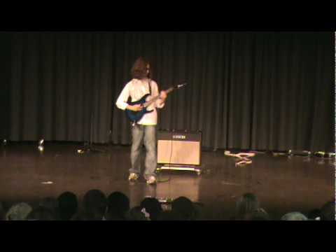Satch Boogie - Justin - McCleskey Middle School Talent Show