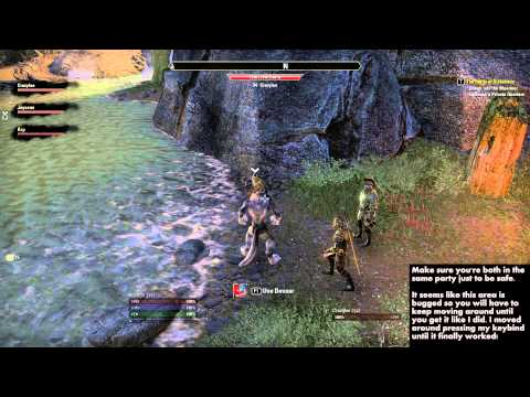 how to become a werewolf eso