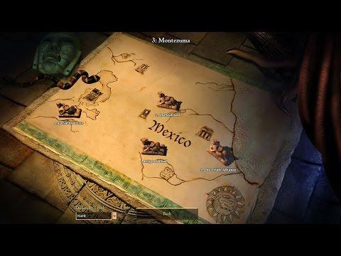 Age Of Empires II: The Conquerors Campaign - 3.4 Montezuma: La Noche Triste