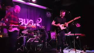 Steven Adams & The French Drops 'You Broke My Fucking Heart @ Leicester Indiepop All-Dayer 2018