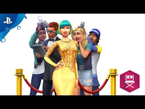 The Sims 4 Get Famous - Official Trailer | PS4 thumbnail