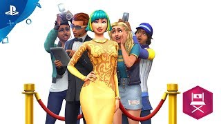 The Sims 4 Get Famous - Official Trailer | PS4