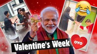 Valentines Week Cringe On Instagram Reels | Funny Video | Est Entertainment