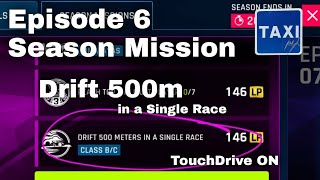 Asphalt 9 - Drift 500m in a Si…