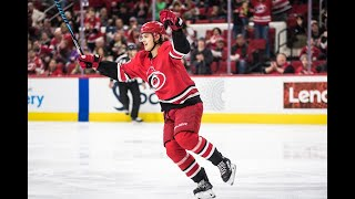 Sebastian Aho - ALL 29 Goals - 2017-2018 Season - (HD)