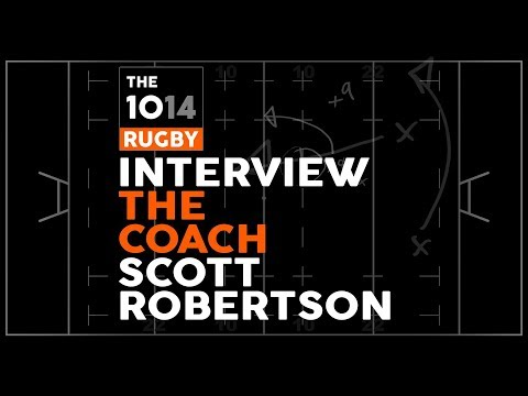 INTERVIEW - Crusaders Head Coach - Scott Robertson