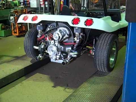 VW Dune Buggy W/ 1 5/8