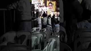 Nara lokesh Mr.pappu Nayudu meeting no public all chairs are empty
