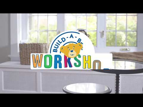 Voice Recording Teddy Bears At Build-A-Bear®
