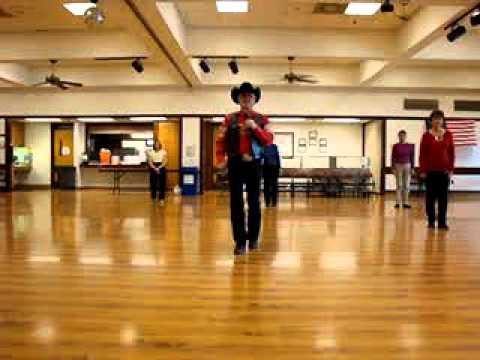 Jose & Rose ( Line Dance ) Walkthrough