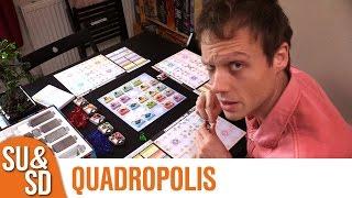 Quadropolis - Shut Up & Sit Down Review