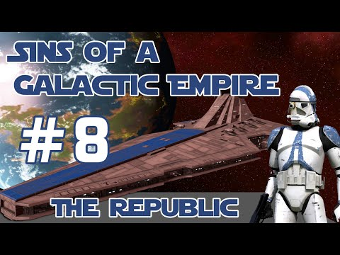EXECUTE ORDER 66 - Sins of a Galactic Empire - {Republic} - Multiplayer: Part 8