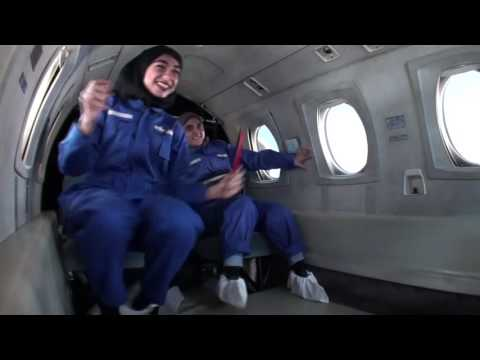 UAEU students experience what it is like to train as an astronaut in Japan