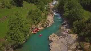 Drone Torla Rio Ara