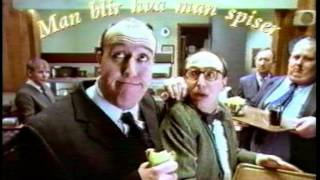 1986 - 2001  Joe Grossi  Commercials