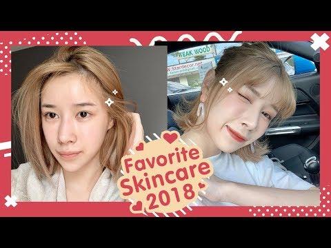 ต้องดู! Favorite SKINCARE of the year 2018! | ndmikkiholic ♡