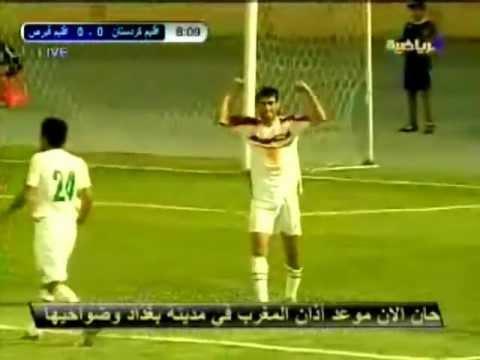 Viva World Cup 2012 Kurdistan 2-1 Northern Cyprus