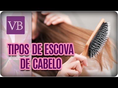 A Escova de Cabelo Certa Para Cada Cabelo - Você Bonita (04/04/17)