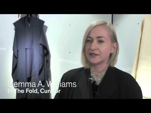 In the Fold | International Fashion Showcase at London Fashion Week
