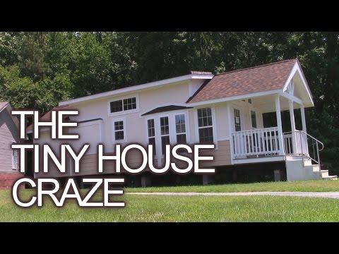 The Tiny House Craze