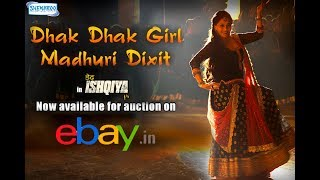 Buy Madhuri Dixit's Lehenga on Ebay - Exclusive Bollywood Couture