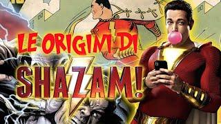 SHAZAM! Storia e origini del supereroe DC