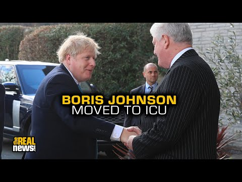 Boris Johnson Hospitalized With COVID-19 After Dismissing Its Threat